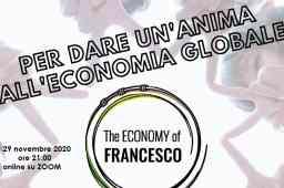 PER DARE UN'ANIMA ALL'ECONOMIA GLOBALE. IMPRESE E CATTOLICI A CONFRONTO
