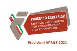 I dati Excelsior di aprile 2021
