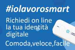 RICHIEDI ON LINE LA FIRMA DIGITALE