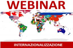 IL RILANCIO PASSA DALL'EXPORT: WEBINAR 13 APRILE