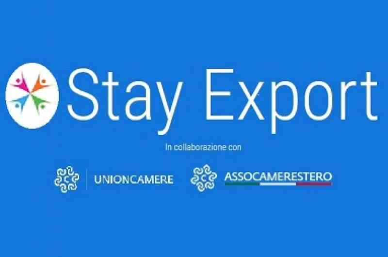 Informazione, formazione e accompagnamento all'estero con Stay Export