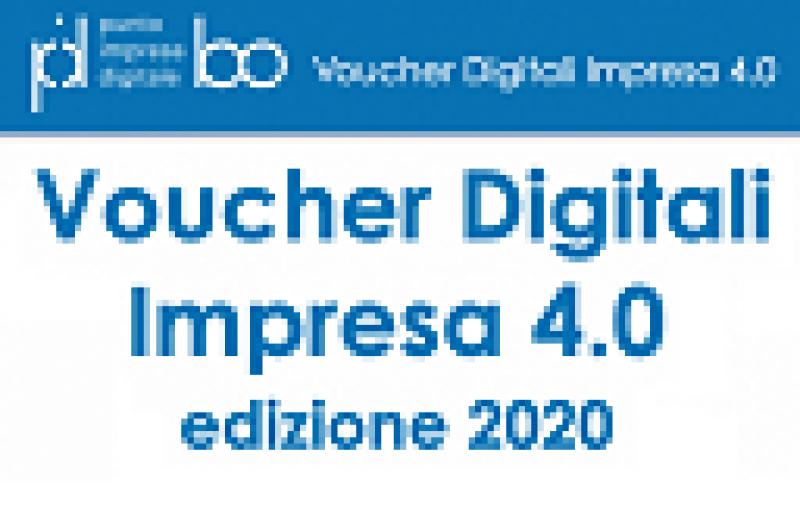 Voucher digitali Impresa 4.0 2020