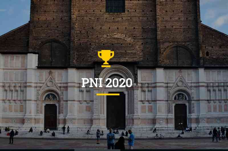 Premio Nazionale per l'Innovazione 30 novembre e 4 dicembre 2020