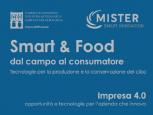 SMART & FOOD, LE TECNOLOGIE NELL'AGROALIMENTARE